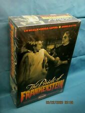 BRIDE OF FRANKENSTEIN DIORAMA SKILL 3 MODEL KIT , MINT FACTORY SEALED , NEW MINT