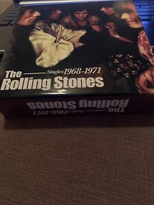 Singles 1968-1971 Boxset by the Rolling Stones | CD | condition good