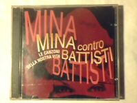 2CD Mina contro Battisti - Le canzoni della nostra vita RITA PAVONE PLATTERS