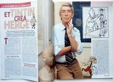 Mag 2016:  Et TINTIN créa HERGE_ELECTION MISS FRANCE_FREDERIC LOPEZ_Prince HARRY