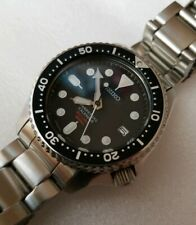 Rare Seiko sbcm023 Diver's Watch Scuba 200     from japan