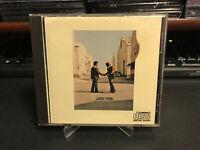 Pink Floyd Japan CD - Wish You Were Here - CBS CK 33453
