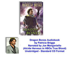 Dragon Bones Audiobook, Patricia Briggs Hurog, book 1