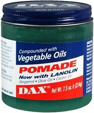 Dax Pomade With Lanolin 7.50 oz (Pack of 2)