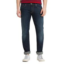 6ae306e66 Tommy Hilfiger Ryan Straight Fit Jeans in Dark Comfort Wash Denim W34 L30