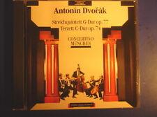 Dvorak: quintette CIT 77/tercet CIT 74/Concertino Munich rar!