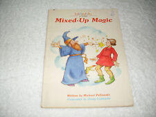 Kids Gr 2-4 paperback:Mixed Up Magic-assistant drops wand=wizard's powers messed