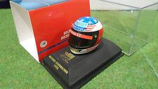 HELMET F1 CASQUE PILOTE formule 1 Mich.. SCHUMACHER 1995 BENETTON 1/8 MINICHAMPS