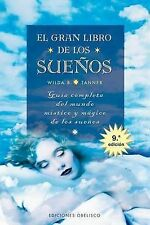 NEW El Gran Libro De Los Suenos  (Spanish Edition) by Wilda B. Tanner