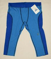 Spyder Elevation Boot Top Baselayer Pant Blue Men's XL