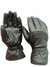 100% Genuine Leather Mens Winter Gloves 3M Thinsulate Hipora Lining M,L,XL,XXL