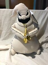 The Nightmare Before Oogie Boogie Sax Christmas 25th Anniversary Animated Plush