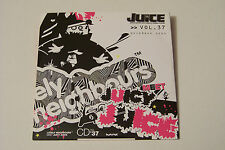 Juice rivista compilation vol 37 CD 2003 D-Flame Necro Ill Bill Dead Prez fetsum