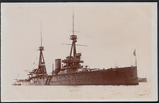 Naval Shipping Postcard - H.M.S Indomitable Battlecruiser   MB1017