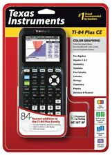 Texas Instruments 84Plcetbl1L1 Graphing Calculator - Black New