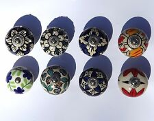 Choice of Styles Ceramic Knobs Handle for drawer door cupboard wardrobe cabinets