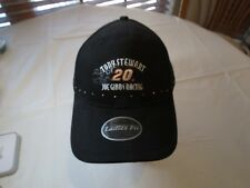 Nascar Tony Stewart 20 cap hat Chase NEW Ladies Joe Gibbs Racing jeweled black