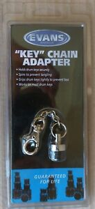 """Drum """"Key"""" Chain Adapter - Evans by D'Addario"""