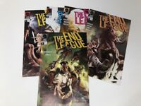 FIVE The End League 1-5 Dark Horse Comics Comic Books Remender Broome Parsons