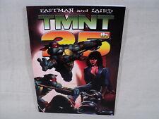 TMNT 25th Book KEVIN EASTMAN SKETCH! Teenage Mutant Ninja Turtles PB (T 2520)