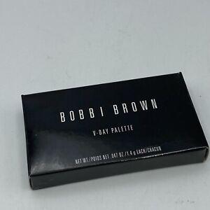 Bobbi Brown V-Day LIP PALETTE with Lip Brush  - Full Size NIB