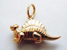 Dinosauria - Dino - Anhänger 585 Gold Nr.3889