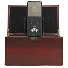 CAD Equitek E100S Supercardioid Condenser Microphone w/Case and Shockmount New