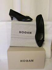 scarpe HOGAN camoscio nero 38