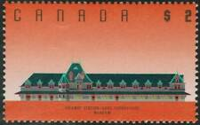 Canada sc#1182 Architecture: McAdam Railway Station, NB, Mint-NH