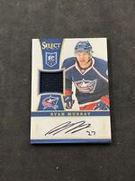 2013-14 PANINI SELECT RYAN MURRAY ROOKIE JERSEY AUTO #ed 183/199