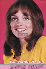 PAMELA SUE MARTIN TIMOTHY BOTTOMS 1973 Japan Picture Clipping 8x11.5 #SD11/p