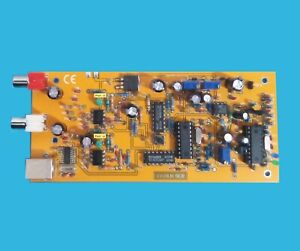 DIY Kit - Digital Stereo Encoder with RDS and USB