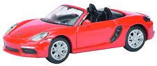 Schuco Edizione 1:87 452629100 Porsche 718 BOXTER S NUOVO