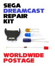 SEGA Dreamcast Repair / Mod Kit / Controller Port Fix / CR2032 Battery Mod