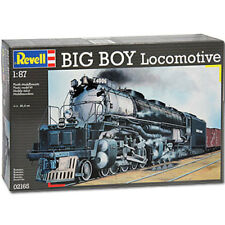 Revell 1:87 Modelo Tren Locomotora Big Boy Kit 02165