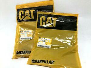 Lot of 2 New CAT 3E-0411 Caterpillar Cabin Air Filter