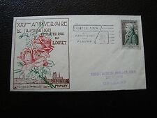 FRANCE - enveloppe 1954 (cy20)  french