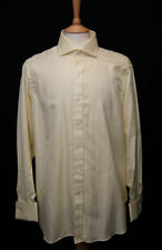 Double Cuff Formal Shirts for Men 44 in. Chest