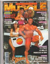 LE MONDE DU MUSCLE #171 bodybuilding magazine/EDDIE ROBINSON 11-97 (Fr)