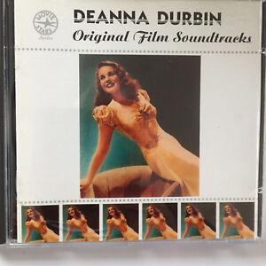 DEANNA DURBIN: Original Film Soundtracks (UK CD Conifer CMSCD 013 / neu)