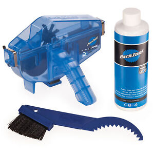 Park Tool CG-2.4 Chain Gang Cleaning System Cycle Bike Care Brush And Fluid