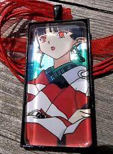 Inuyasha Kagura Naraku Trading Card Anime Custom Pendant necklace cosplay Cute