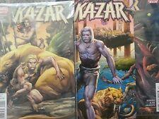 Ka-Zar (3) Comic Book Lot featuring first three issues of mini-series (2011)