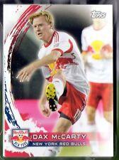 New York Red Bulls 2014 Topps MLS Soccer Team Set Plus A Random Bonus Relic Card