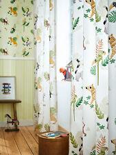 Dschungel kinderzimmer in gardinen vorh nge g nstig for Gardine kinderzimmer tiere