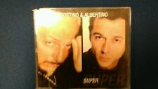 GIGI D'AGOSTINO & ALBERTINO - SUPER.  CD SINGOLO 4 TRACKS