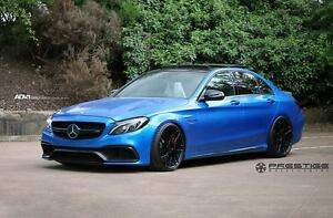 "20"" Genuine ADV1 wheels ADV7R for Mercedes C63s amg saloon or estate W205"