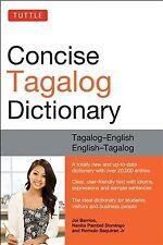 Tuttle Concise Tagalog Dictionary : Tagalog-English / English-Tagalog, Paperb...