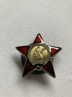 USSR Soviet Union Order Of The Red Star Medal