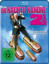 DIE NACKTE KANONE 2 1/2 (Leslie Nielsen) Blu-ray Disc NEU+OVP